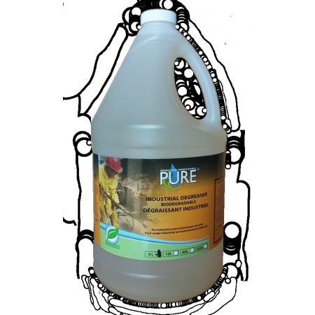 Nettoyant dégraissant 4L | Industriel | Pure