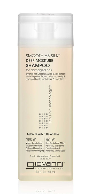 Shampoing Ultra Hydratant | Giovanni | 250 ml