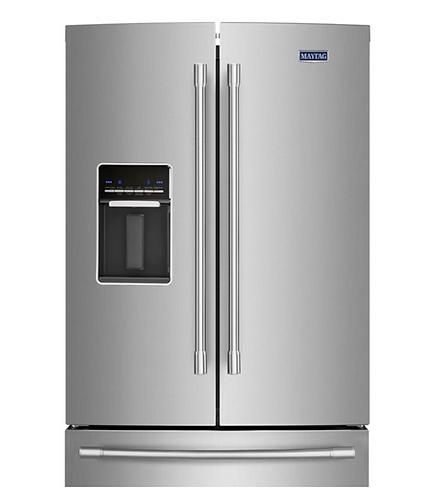 Réfrigérateur portes françaises - Maytag