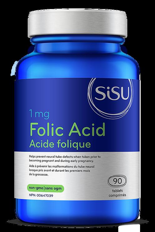 Acide folique | Sisu | 90 comprimés