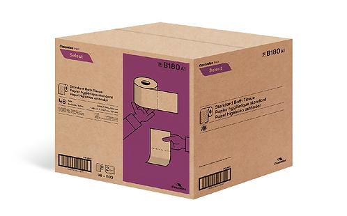 Papier de toilette B180 A1 | Standard - 2 épaisseurs | Cascades PRO Sélect
