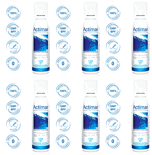 ISOTONIC - Vaporisateur Nasal | ACTIMAR | 150 ml