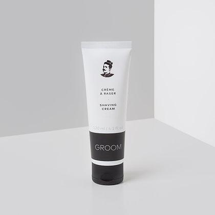 Crème à raser | Les Industries Groom