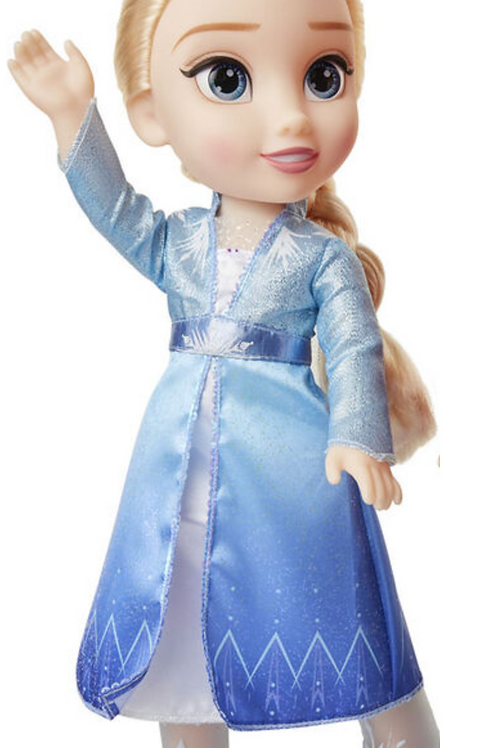 Barbie Doll 25 cm | Frozen | 3 ans et +