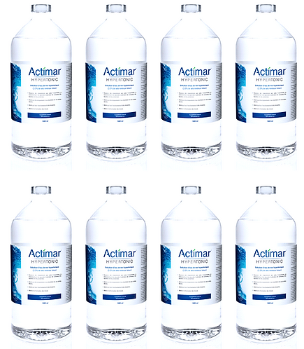 HYPERTONIC | ACTIMAR | 8 bouteilles