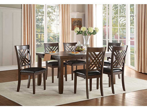 RUSH | Table - 6 Chaises - JAS