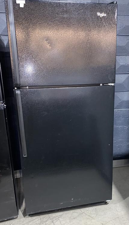 Réfrigérateur usagé  18.2 pi³ - Whirlpool