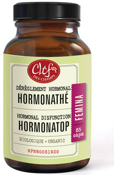 Hormonathé | Clef des Champs | 85 capsules