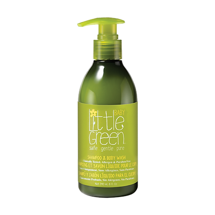 Shampoing | Baby | Little Green