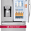 Thumbnail: Réfrigérateur 36 pouces - LG