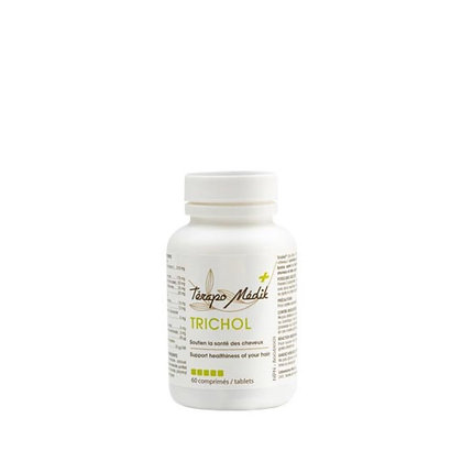 Supplément vitaminique | Comprimés Trichol | Térapo Médik