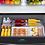 """Thumbnail: Réfrigérateur à portes françaises 33"""" - Samsung"""