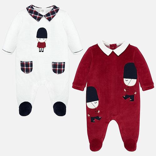 Mayoral - Pyjama nouveau-né