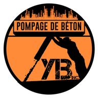 Logo | Pompage de béton Y.B