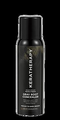 Retouche racines   Perfect Match - Medium Dark Brown   Keratherapy