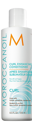 Conditionneur | Sublimateur de boucles | Moroccanoil