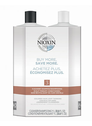 Shampoing - Conditionneur   Système 3   Nioxin