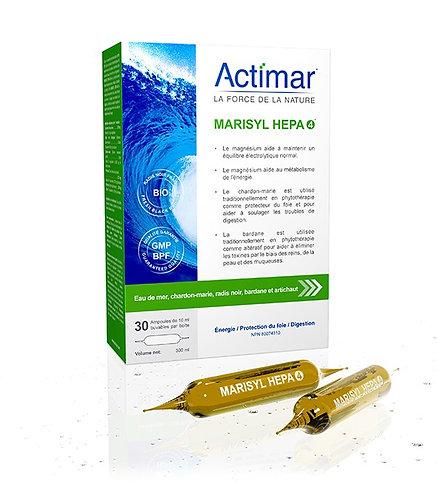 MARISYL HEPA 4 | ACTIMAR | 30 ampoules