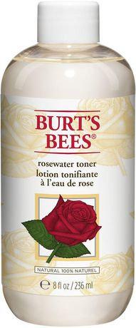 Lotion tonifiante | Eau de rose | Burt's Bees