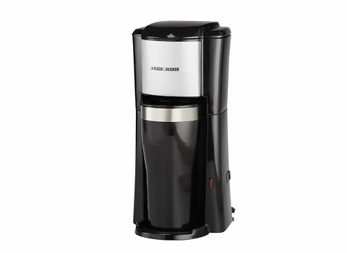 Cafetière - Une portion - Black & Decker