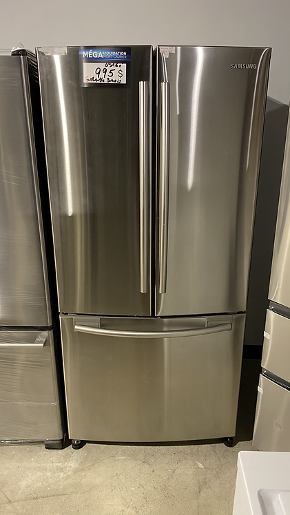 Réfrigérateur usagé  17.8 pi³ - Samsung