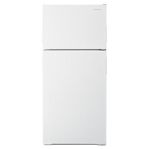 Réfrigérateur à congélateur supérieur | 16 Pi³ - AMANA