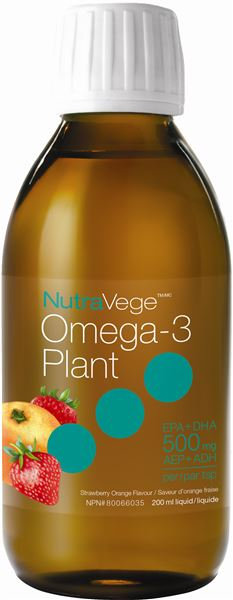 Omega-3 Plant | NutraSea | 200 ml