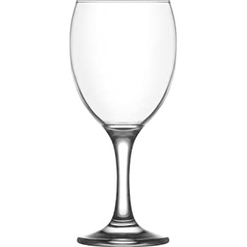 Ensemble de 6 coupes à vin   340 ml   LAV