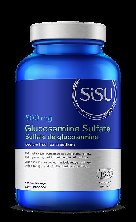 Sulfate de Glucosamine | Sisu | 180-360 gélules