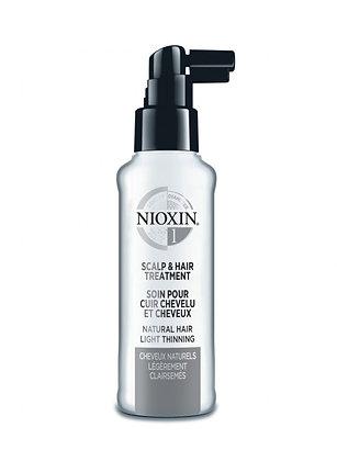 Traitement   Scalp #1   Nioxin