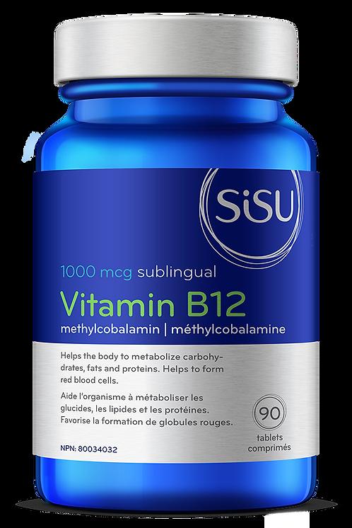 Vitamine B12 | Sisu | 180 comprimés