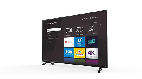 """Téléviseur intelligent HD 4K - RCA - 50"""""""