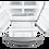 Thumbnail: Réfrigérateur à portes françaises - 24,2 pi³ - Samsung