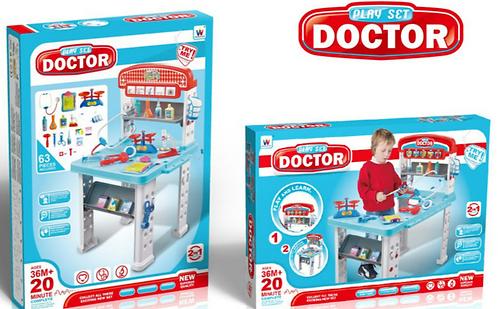 Ensemble jouets | Docteur | 77 mcx