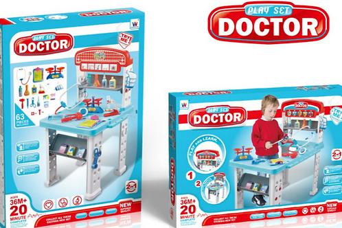 Ensemble jouets   Docteur   77 mcx