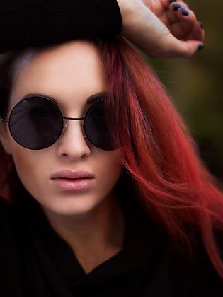 Mélange Longueur | Coloration | Roux rouge