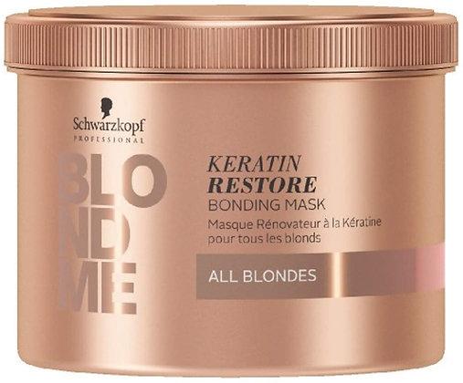 Masque | Blondme Keratine Restore | Schwarzkopf