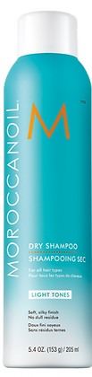 Shampoing Sec   Tons Clairs   Moroccanoil