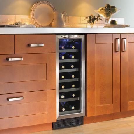 Refroidisseur à vin - Danby - 27 bouteilles