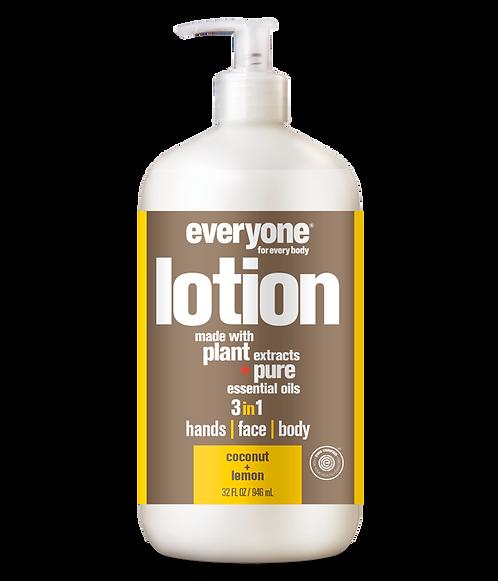 Lotion 3 en 1 | Everyone | 946 ml