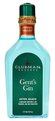 Lotion après-rasage | Gent's Gin | Pinaud Clubman