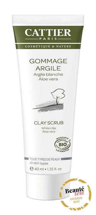 Masque Argile Blanche | Cattier Paris | 100 ml