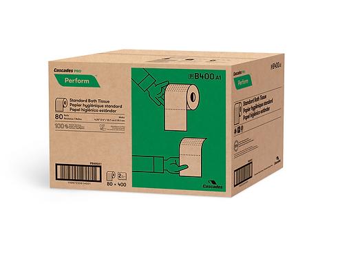 Papier de toilette B400 A1 | Standard - 2 épaisseurs | Cascades PRO Perform