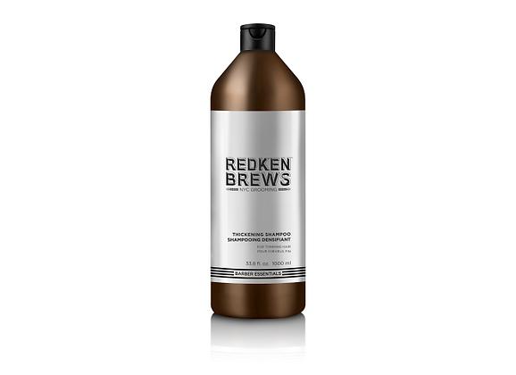 Shampoing | Épaississant | Redken Brews