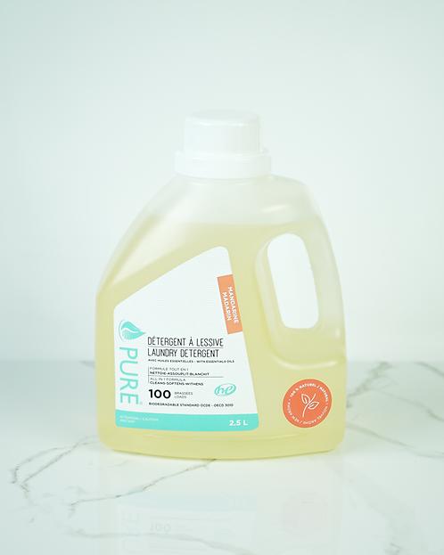 Détergent à lessive | Mandarine | Pure