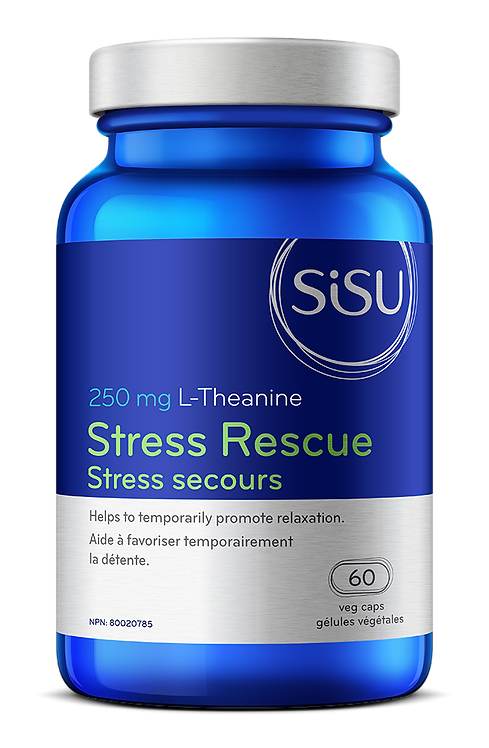 Stress secours | Sisu | 60 gélules végétales