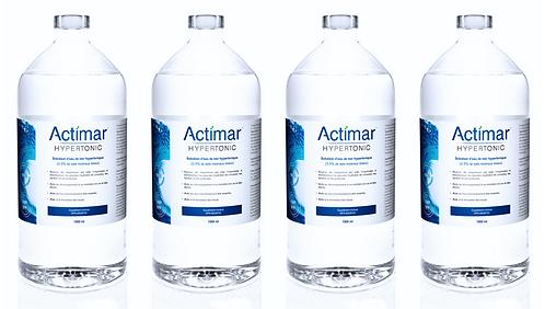 HYPERTONIC | ACTIMAR | 4 bouteilles