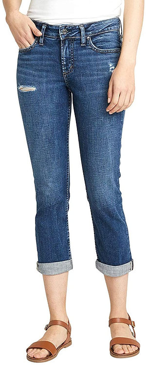 Jeans Capri - Silver Jeans - L43022SDK349