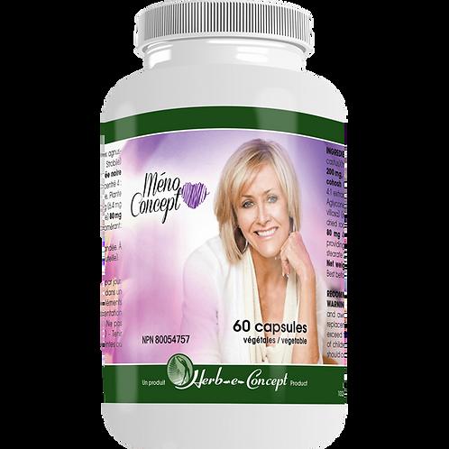 Méno Concept | Herb-e-Concept | 60 capsules