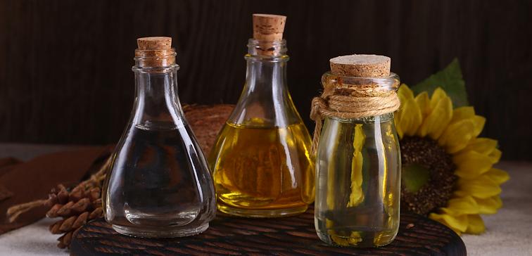 Les huiles | Tout vert Tout pur